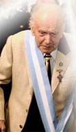 Master Ion Irimescu at the age of 100